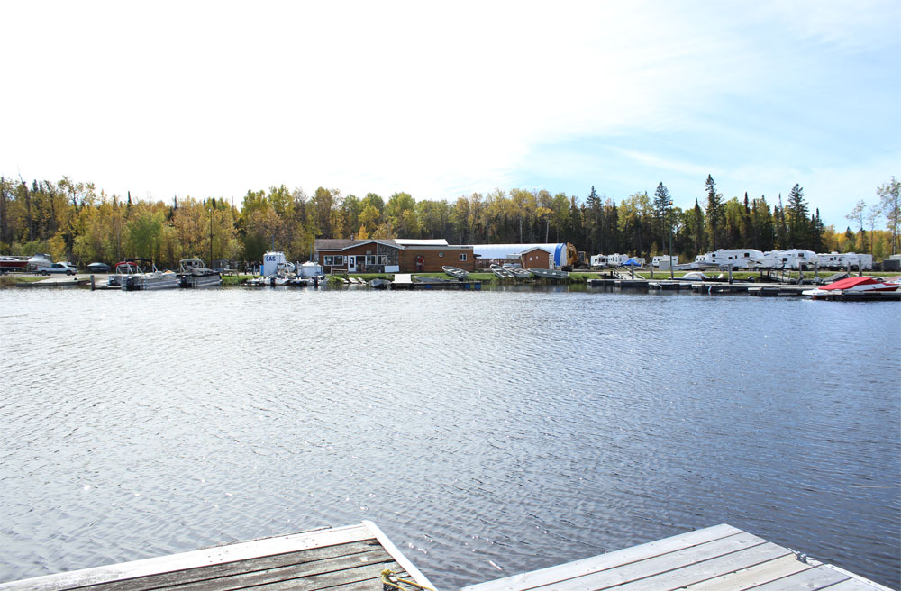 Falcon Lake Marina